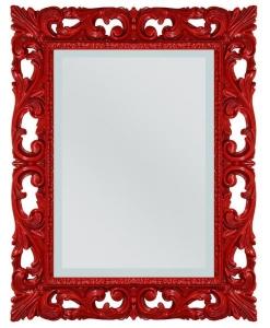 Spiegel Rot, Spiegel, Rechteckiger Spiegel