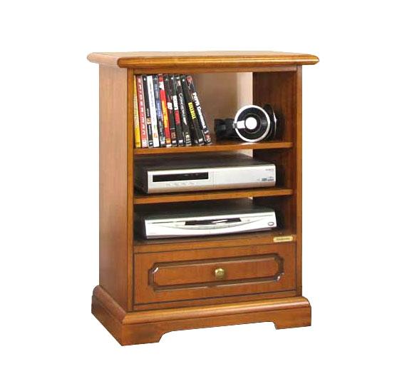 tv rack mit schubkasten klein frank m bel. Black Bedroom Furniture Sets. Home Design Ideas