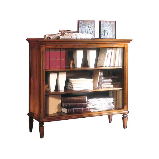 Bücherregal Niedrig bücherregal niedrig mit einlegeböden frank möbel