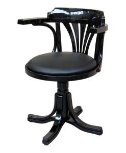 Drehstuhl Schwarz, Stuhl drehbar schwarz