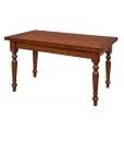 Tisch ausziehbar, rechteckiger Tisch