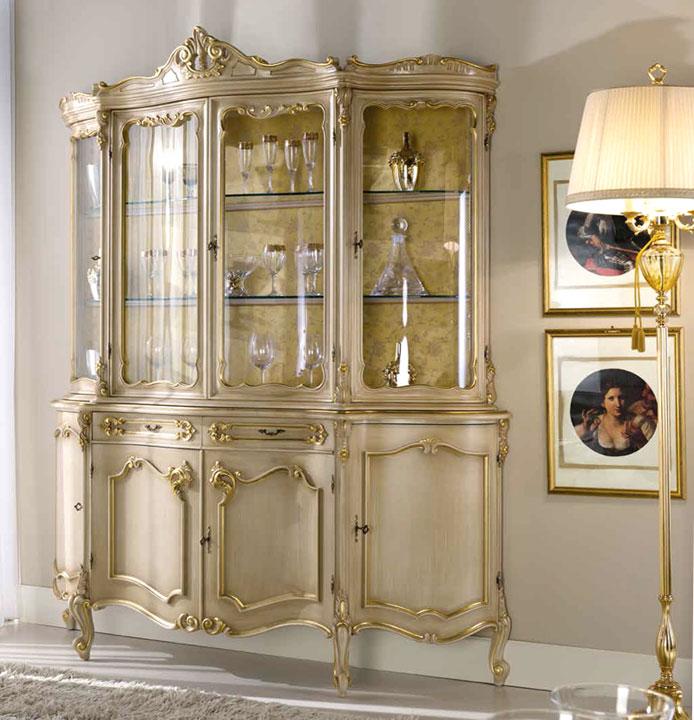 elegante glasvitrine supertop frank m bel. Black Bedroom Furniture Sets. Home Design Ideas