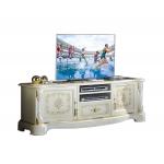 Lackiertes Möbel Tv mit Dekor,