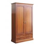 Schrank breite 120 cm, Schrank 2 Türen