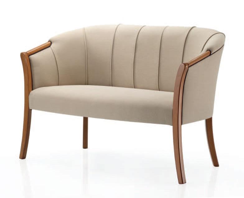 Ledersofa Design Und Stil Muschel Ebay
