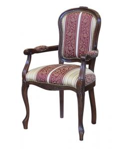 stuhl mit kn pfen klassisch aus holz up frank m bel. Black Bedroom Furniture Sets. Home Design Ideas