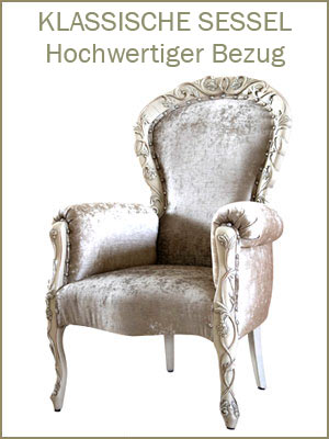 Kategorie Klassische Sessel, hochwertiger Sessel, Sessel Made in Italy, Polstersessel, klassischer Polstersessel, Sessel sehr elegant