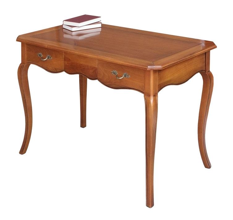Schreibtisch massivholz kirschbaum ebay for Schreibtisch ebay