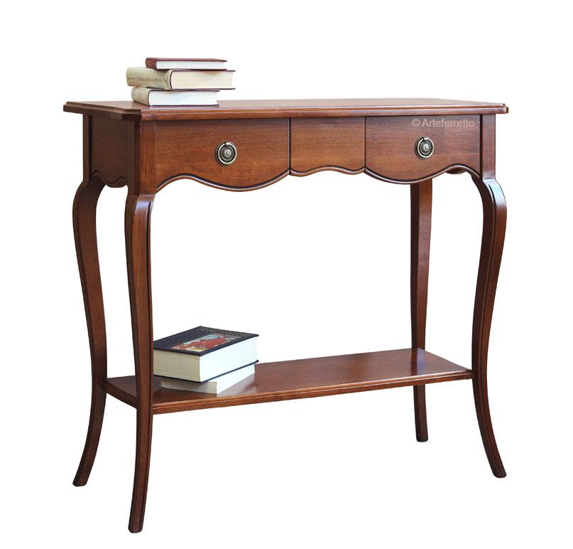 konsolentisch kirschbaum style frank m bel. Black Bedroom Furniture Sets. Home Design Ideas