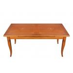 Tisch mit Einlegearbeit, rechteckiger Tisch