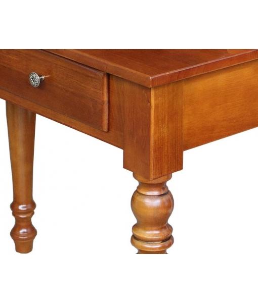 Schreibtisch mit aufsatz und schubladen frank m bel for Schreibtisch mit vielen schubladen