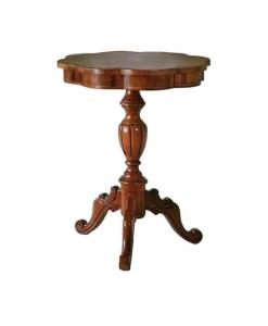 Klassischer Tisch, Tisch mit Intarsie