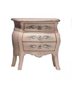 Klassischer Nachttisch, Nachttisch Made in Italy