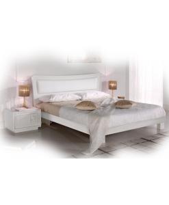 Doppelbett, Doppelbett Eschenholz
