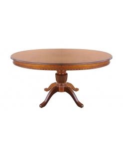 Ovaler Tisch, Tisch ausziehbar