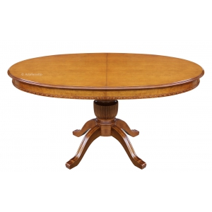 Ovaler Tisch, Tisch ausziehbar, Arteferretto