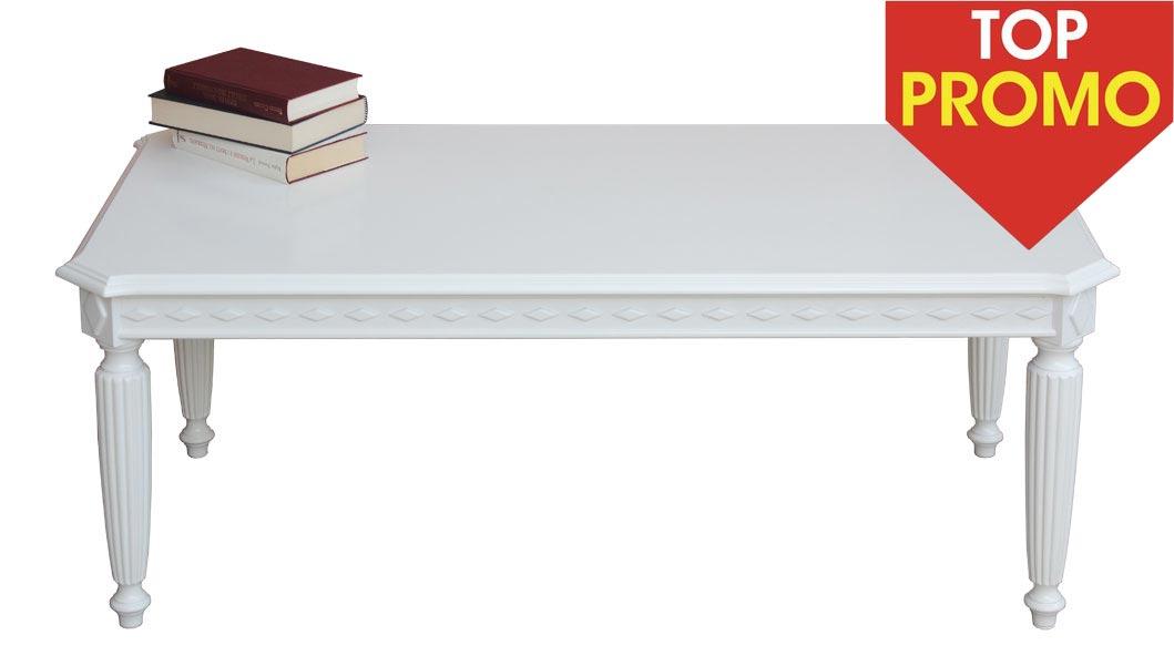 couchtisch rechteckig wei elegant 120 x 60 cm naturholz. Black Bedroom Furniture Sets. Home Design Ideas