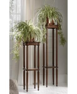 Vasen-Ständer, Ständer aus Holz
