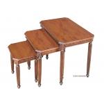 Set 3 Tische, kleine Tische