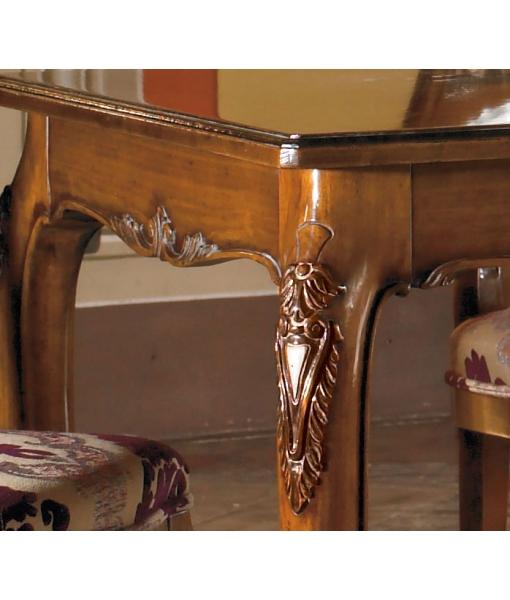 hochwertiger esstisch ausziehbar 160 250 cm frank m bel. Black Bedroom Furniture Sets. Home Design Ideas