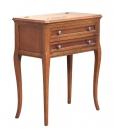 Konsolentisch aus Holz