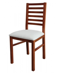 Stuhl aus Buchenholz, Stuhl