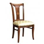 Klassischer Stuhl, italienischer Stuhl