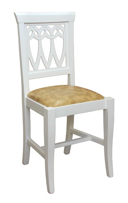 stuhl wei top klassik frank m bel. Black Bedroom Furniture Sets. Home Design Ideas