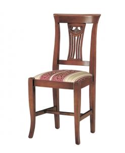 Gepolsterter Stuhl, Stuhl