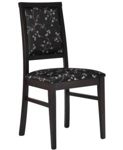 Gepolsterter Design Stuhl, Design Stuhl