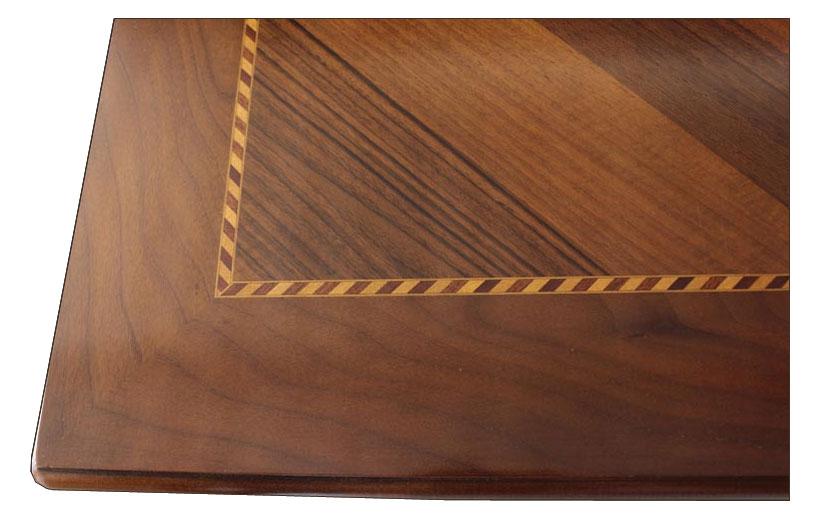 Tisch Cm 100x100 Buch Ausziehbar Frank Mobel