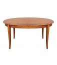 Tisch Oval, Tisch ausziehbar