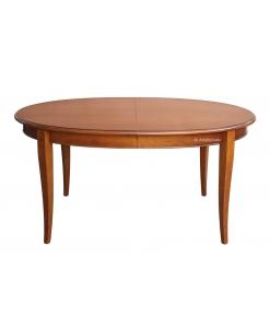 Ovaler Tisch ausziehbar