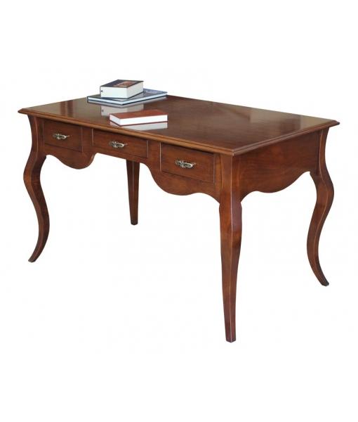 Schreibtisch 150 cm mit Schubladen FV-54