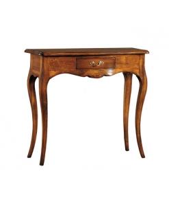Konsolentisch aus Holz, Konsolentisch
