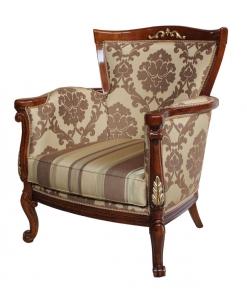 Polstersessel, Sessel mit Polsterung