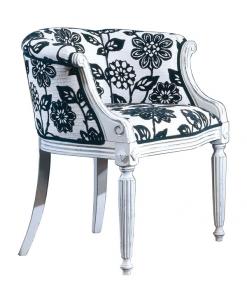 Kleiner Sessel, Sessel Halbmond