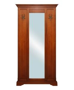 Paneel mit Spiegel, Wohnwand