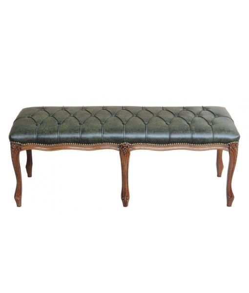 Polster-Sitzbank Chesterfield Style - Frank Möbel