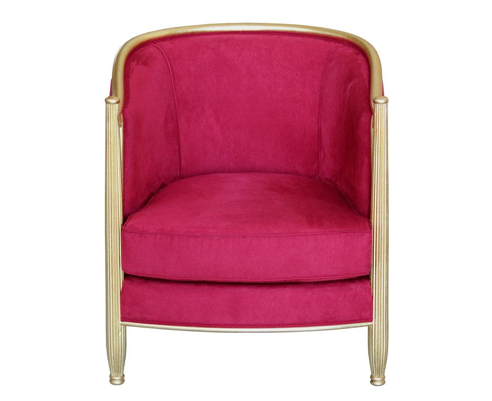 sessel halbmond ambassador frank m bel. Black Bedroom Furniture Sets. Home Design Ideas