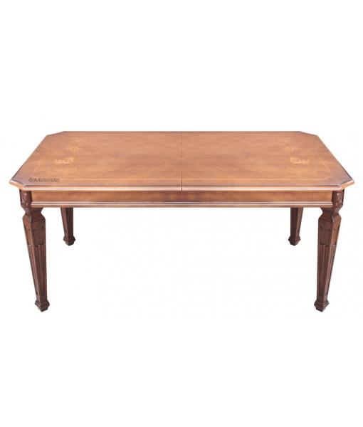 Esstisch mit Intarsie Lux 180 cm, Art.-Nr.: KA-728