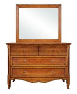 Kommode mit Spiegel, Kommode Schlafzimmer