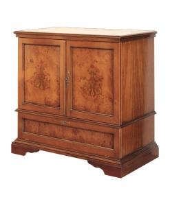 Möbel mit Intarsie, Möbel TV