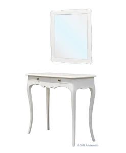 Konsolentisch mit Spiegel, Flur-Set