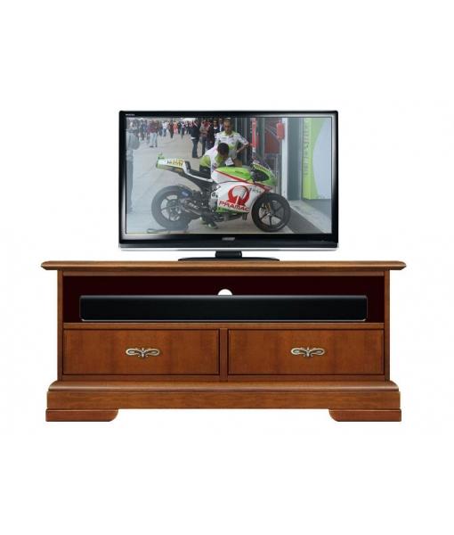tv rack 2 schubk sten sound bar frank m bel. Black Bedroom Furniture Sets. Home Design Ideas