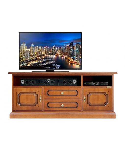 tv schrank soundbar breite 130 cm frank m bel. Black Bedroom Furniture Sets. Home Design Ideas