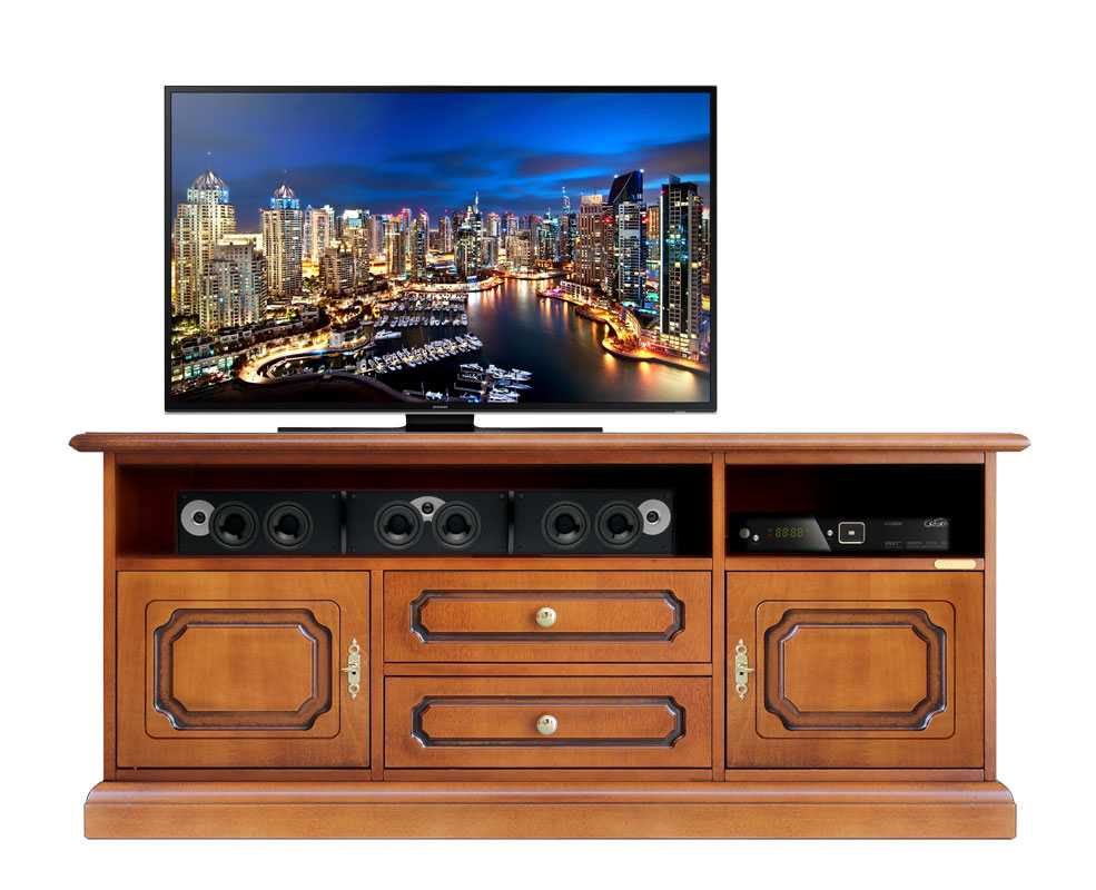 tv schrank soundbar breite 130 cm frank m bel. Black Bedroom Furniture Sets. Home Design Ideas