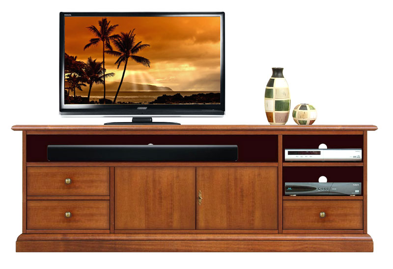 tv schrank soundbar 160 cm frank m bel. Black Bedroom Furniture Sets. Home Design Ideas