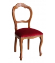 Stuhl mit Polstersitz, Klassischer Stuhl, Polsterstuhl