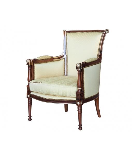 Klassischer Sessel, Sessel. Art.-Nr.: VS-42
